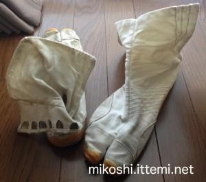 祭り用の足袋1