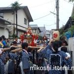 伊富・久富稲荷神社例大祭 子供神輿