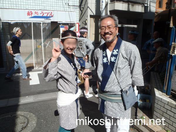 滝沢さんと塚ねぇ〜