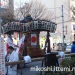 明治神宮の神輿3