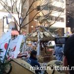 明治神宮の神輿6