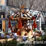 明治神宮の神輿8