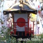 明治神宮の神輿9−2