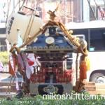 明治神宮の神輿11