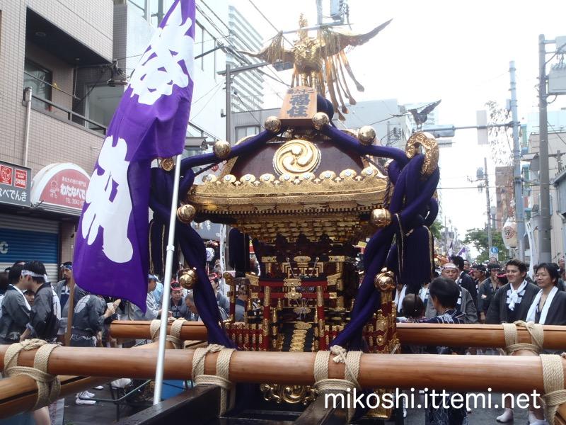 福住の神輿1