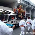 湯島天満宮例大祭 本社神輿渡御2
