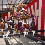 大森浅間神社の神輿