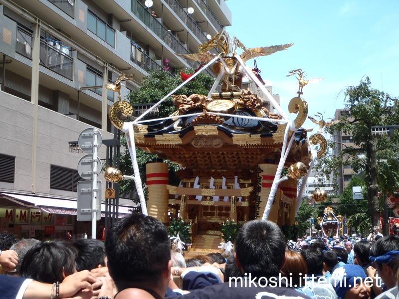 横濱開港祭 みこしコラボレーション