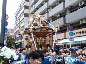 04 秦野今泉神社神輿保存会(どっこい神輿)