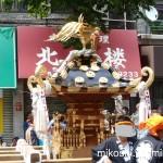 14 辰神(江戸前神輿)